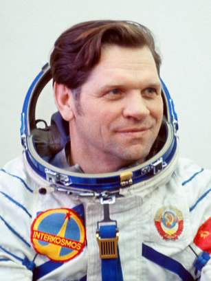 Cosmonaut Aleksei Gubarev, photo from Mil.ru Source: Wikipedia Cosmonaut_Aleksei_Gubarev_%28cropped%29.jpg