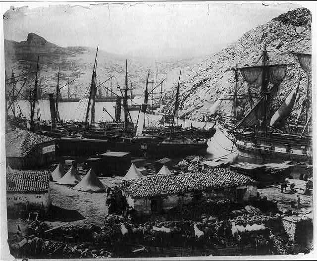 File:Cossack bay.Balaklava 1855.3a06075r.jpg