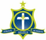 Crest of St Aloysius Catholic College, Tasmania 11kb.jpg