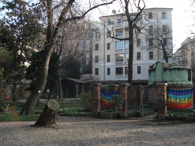 Orto Botanico Di Brera Wikipedia