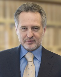 Dmytro Firtash Ukrainian businessman