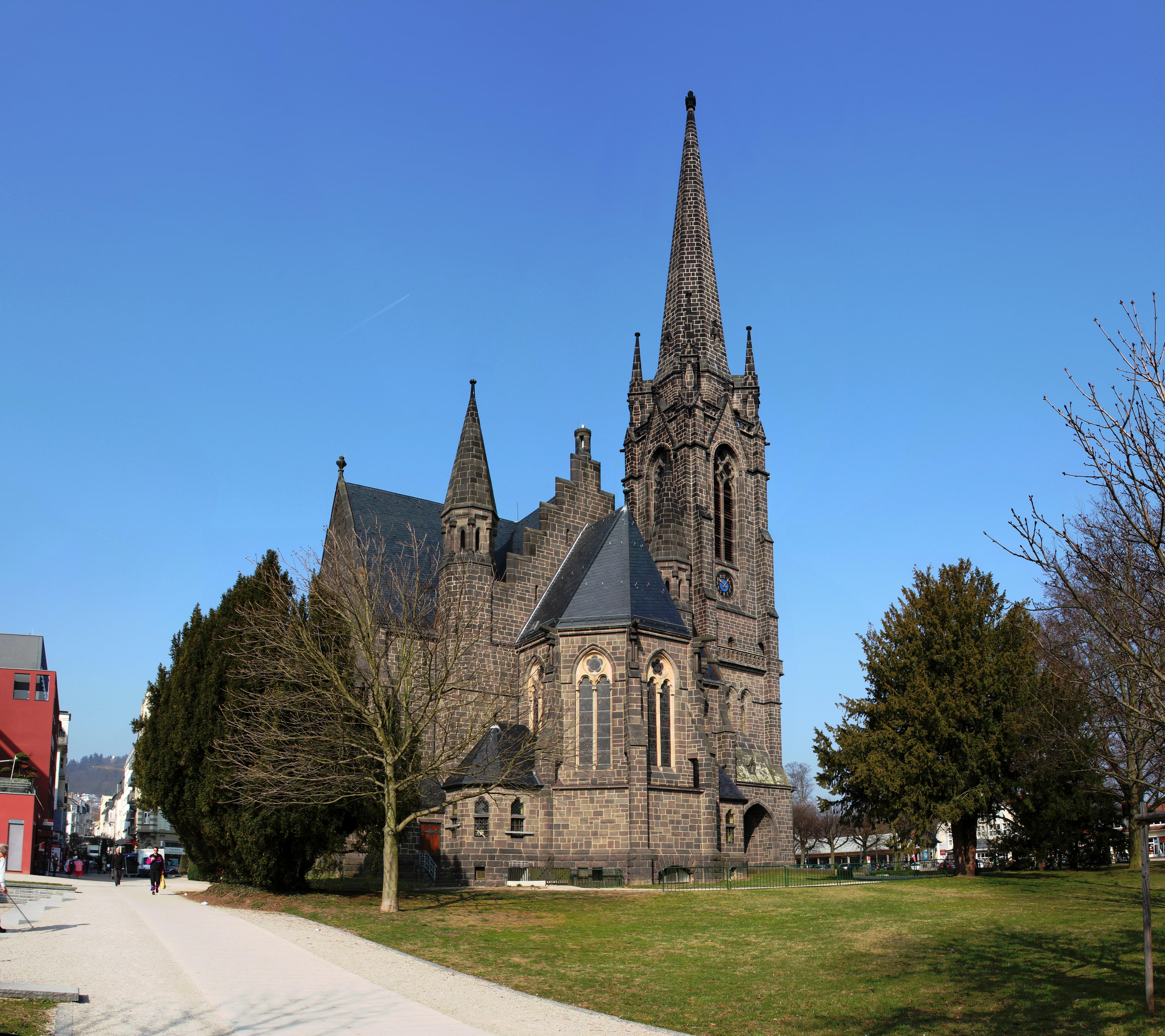 File dankeskirche bad nauheim jpg wikimedia commons - Esszimmer bad nauheim ...