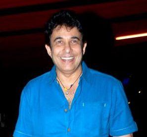 Deepak Tijori Hindi film actor and director.