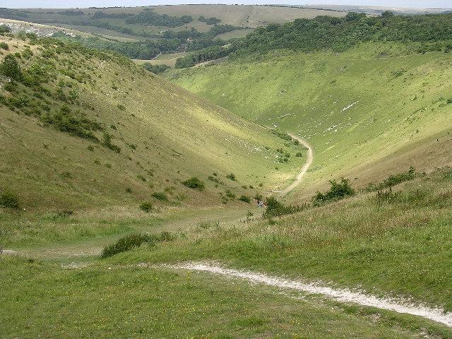 Devil's Dyke - geograph.org.uk - 30789