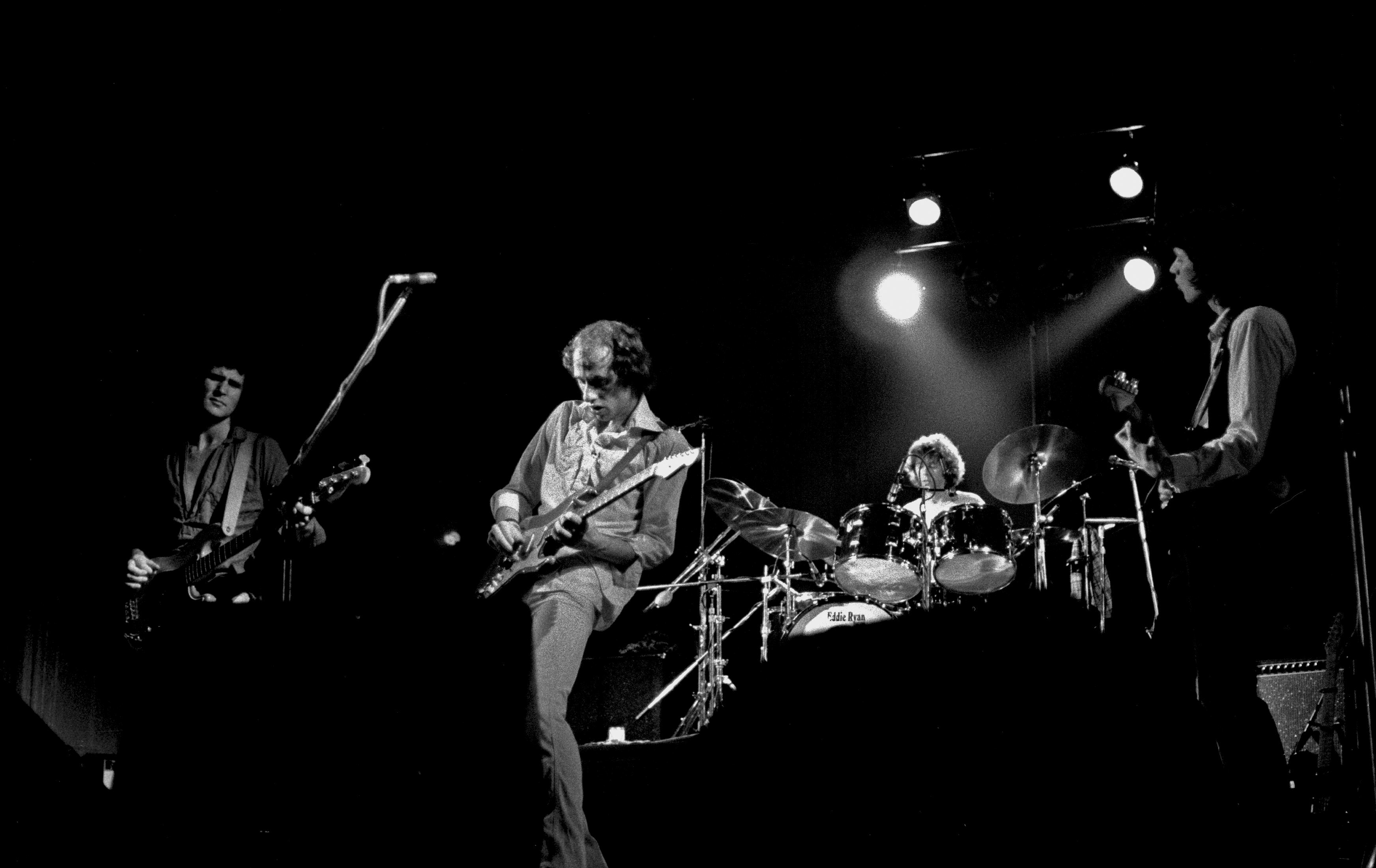 Dire Straits, 28 October 1978, Musikhalle Hamburg. Photo: Heinrich Klaffs