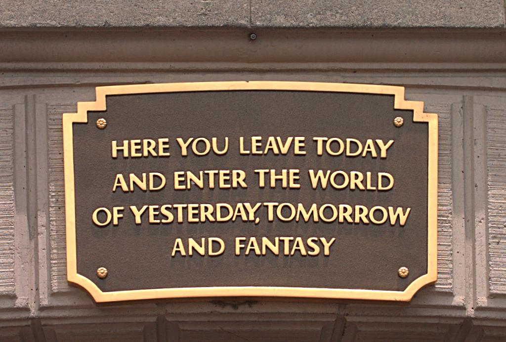 File Disneyland Plaque Jpg Wikimedia Commons