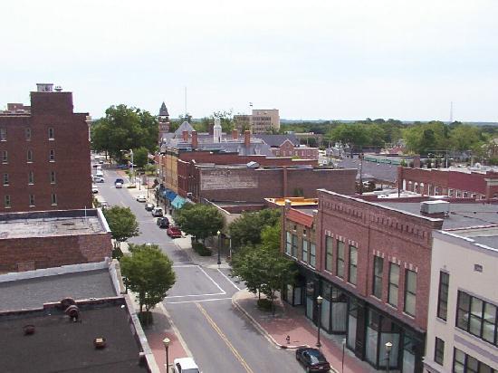 City Of Cherryville Water