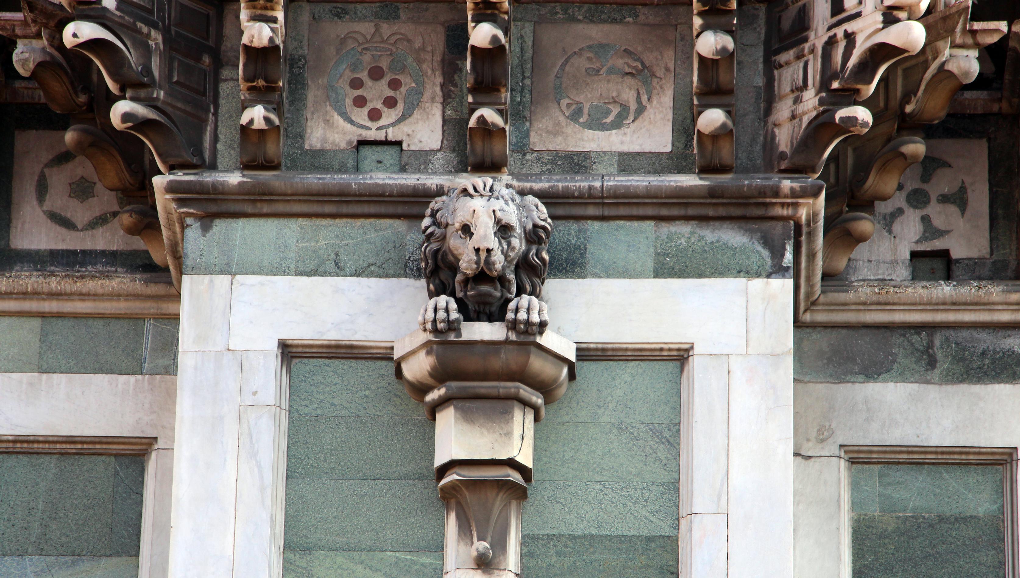 File Duomo Di Firenze Da Terrazza In P Duomo Doccione 02