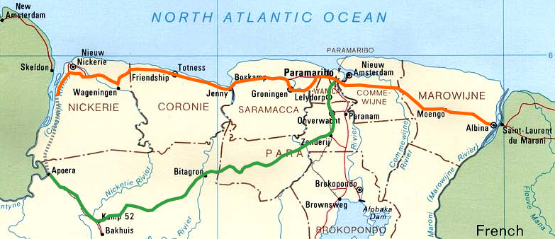 East West Link Suriname Wikipedia