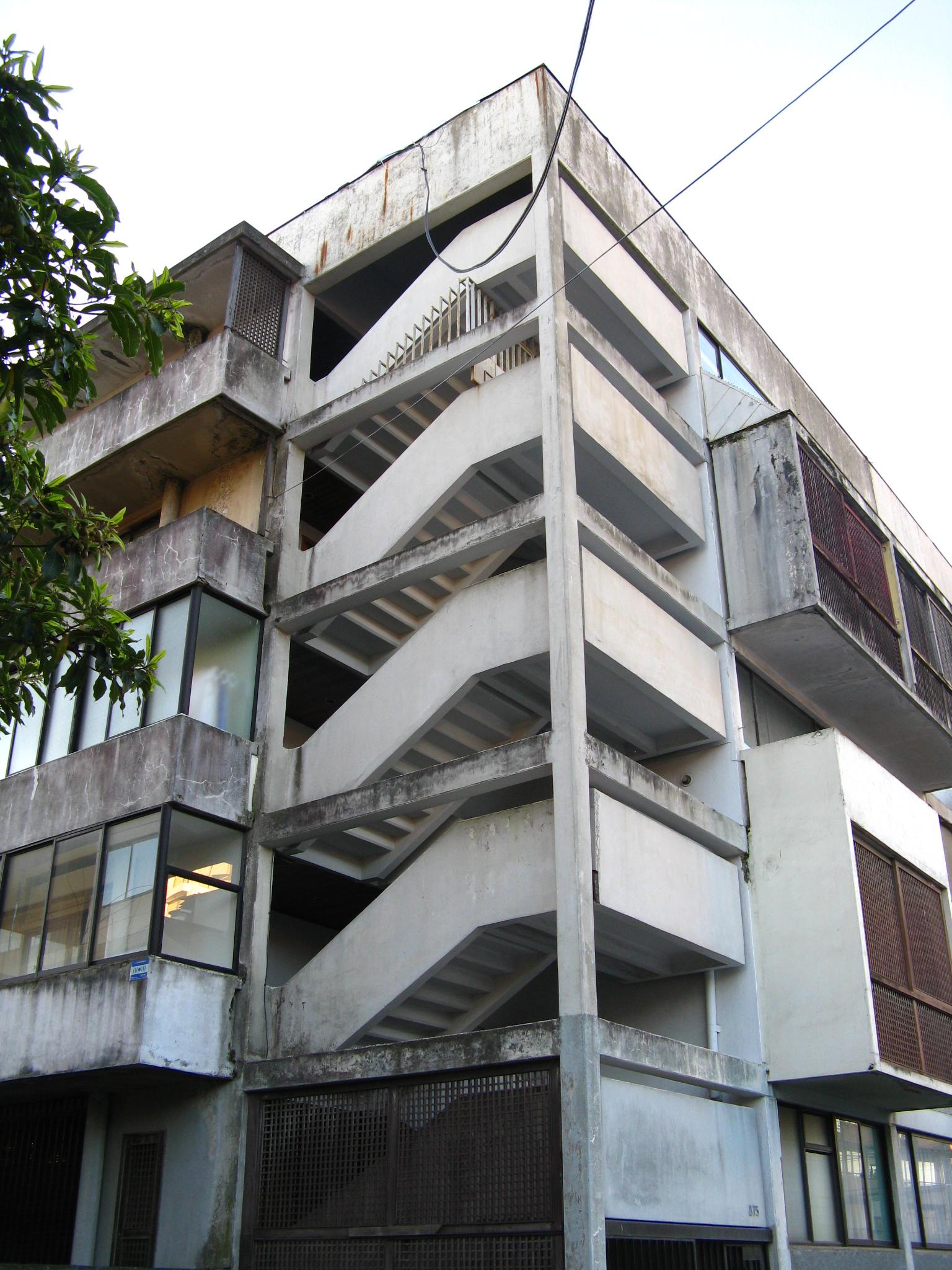 Arquitectura Casas Escaleras Exteriores Arquitectura: File:Edificio Arauco