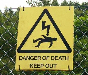 Hazards Of Electricity Wikipedia