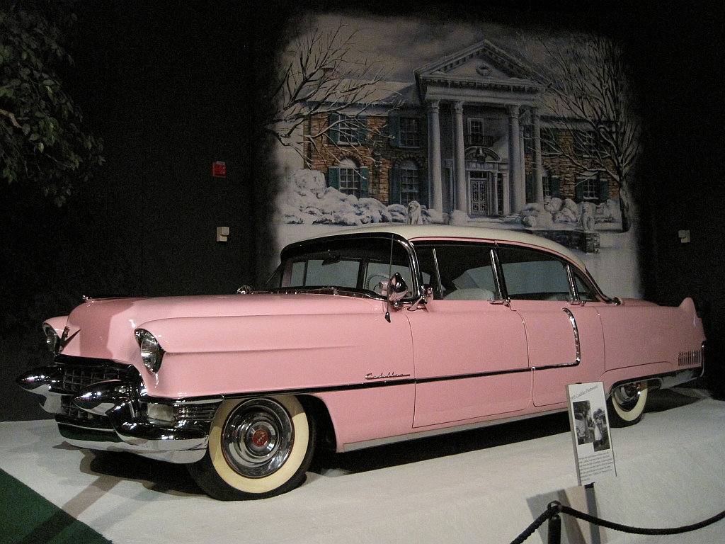 Image result for elvis cadillac