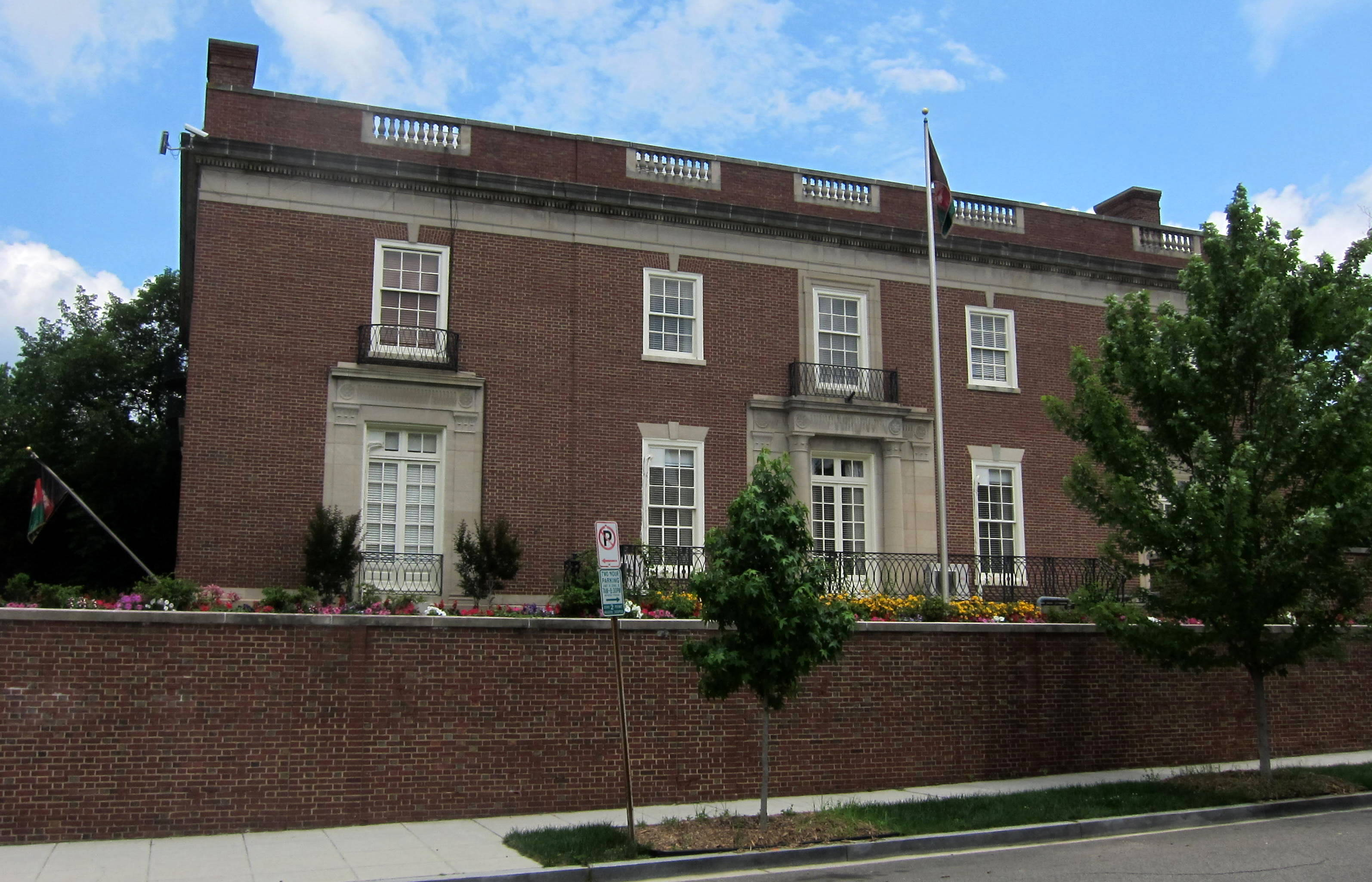 List Of Diplomatic Missions In Washington D C Wikipedia