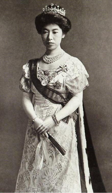 貞明皇后 - Wikipedia