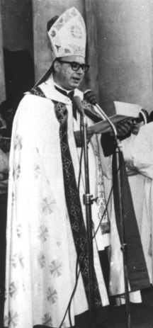 Argentine bishop Enrique Angelelli (1923–1976)...