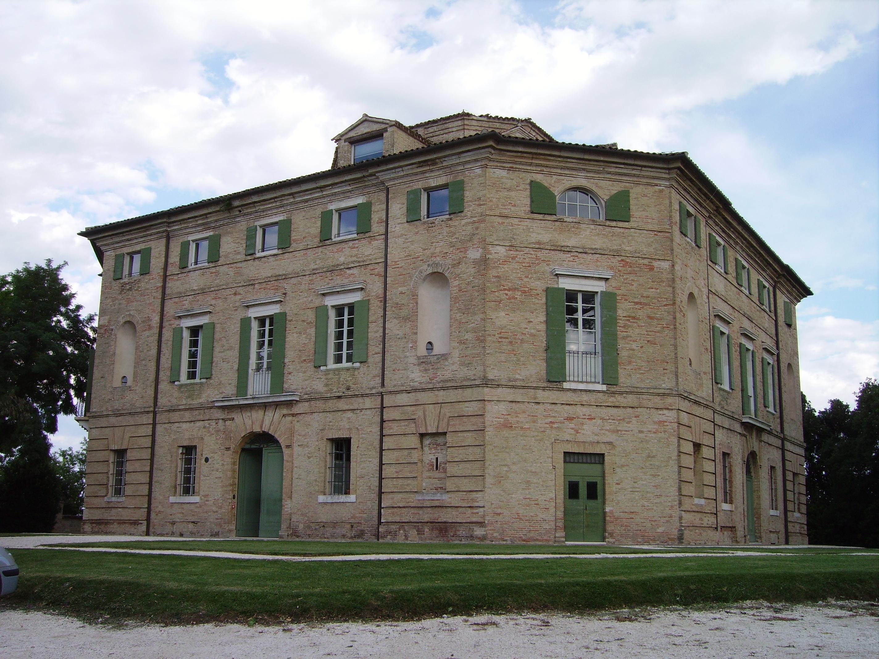 Al Giardino Ancona villa favorita (ancona) - wikipedia