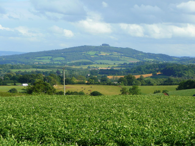 Fine view of May Hill - geograph.org.uk - 906969