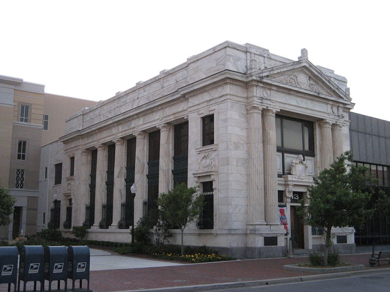First national bank building pensacola florida wikipedia for Builders first