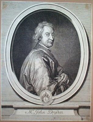 an introduction to the life of john dryden A biography of restoration dramatist john dryden  in the history of the drama  dryden occupies a peculiar place he had no great genius for the theater, and.