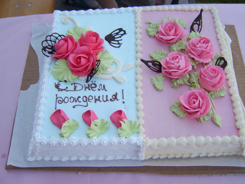 фото торт девушке на день рождения