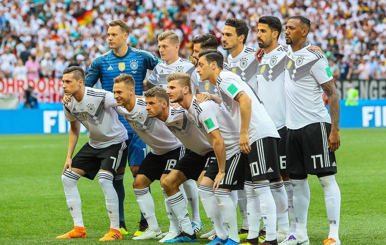 4e6be85ffe1 German National Soccer Team Shirts