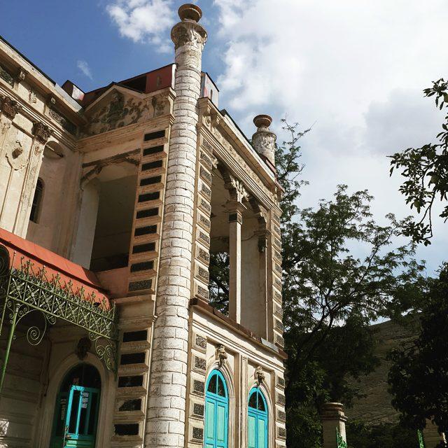 قصر باغچه جوق