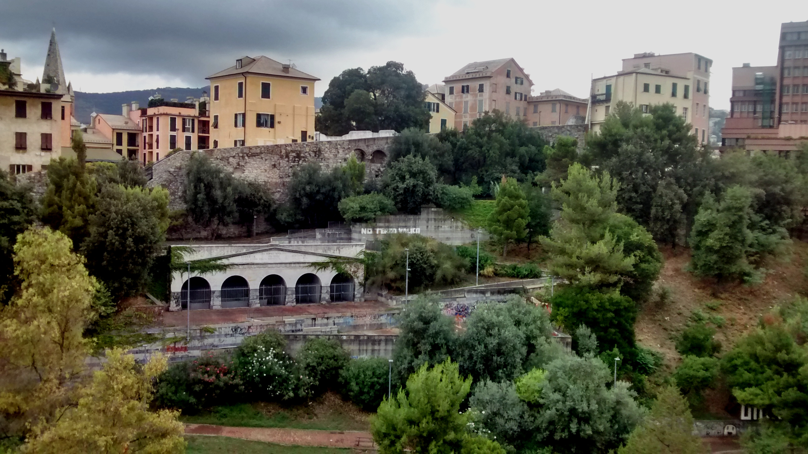 Giardini Di Plastica Genova.File Giardini Baltimora Genova Jpg Wikipedia