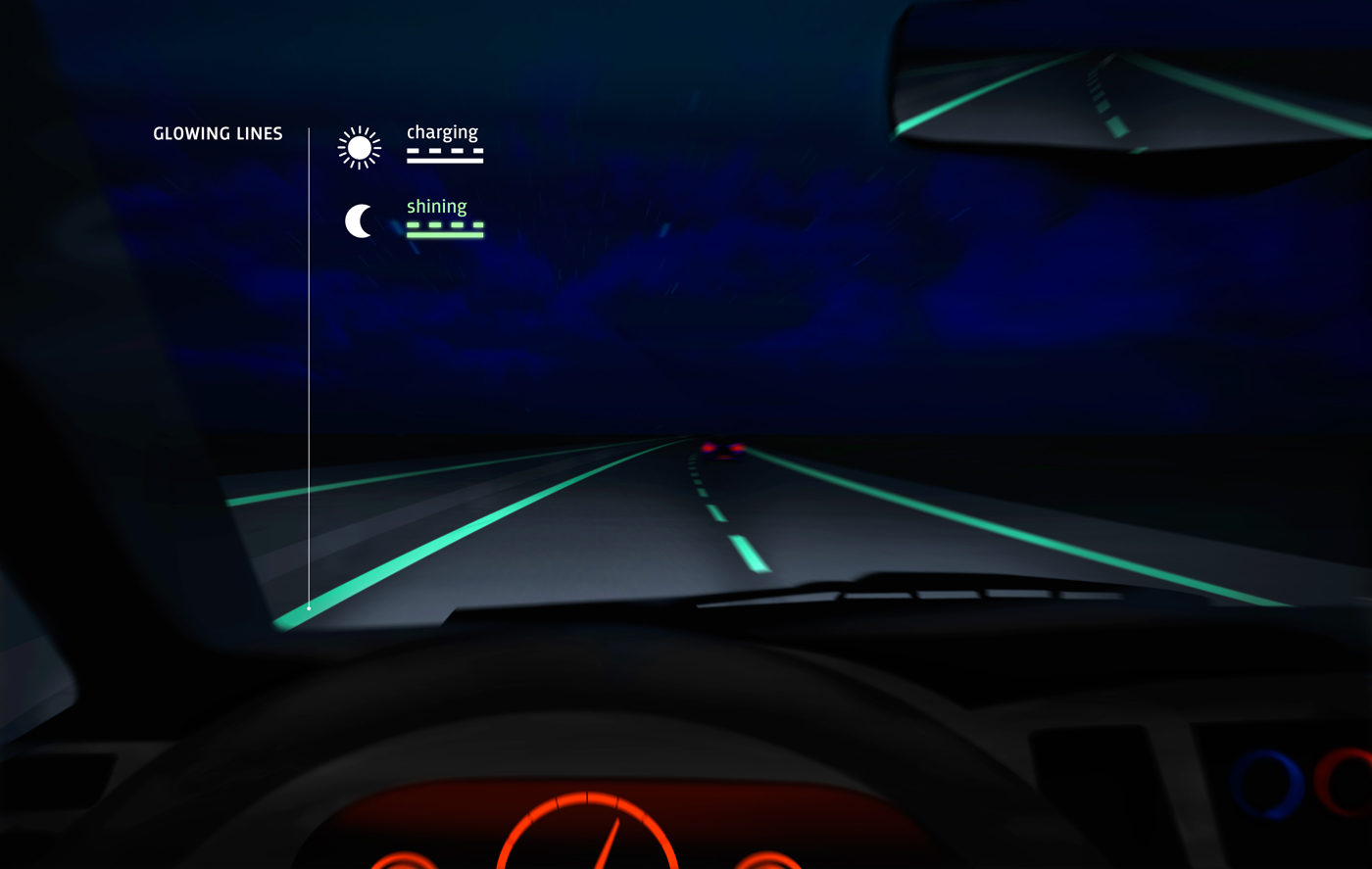 File:Glowing lines of smart highway.jpg - Wikimedia Commons