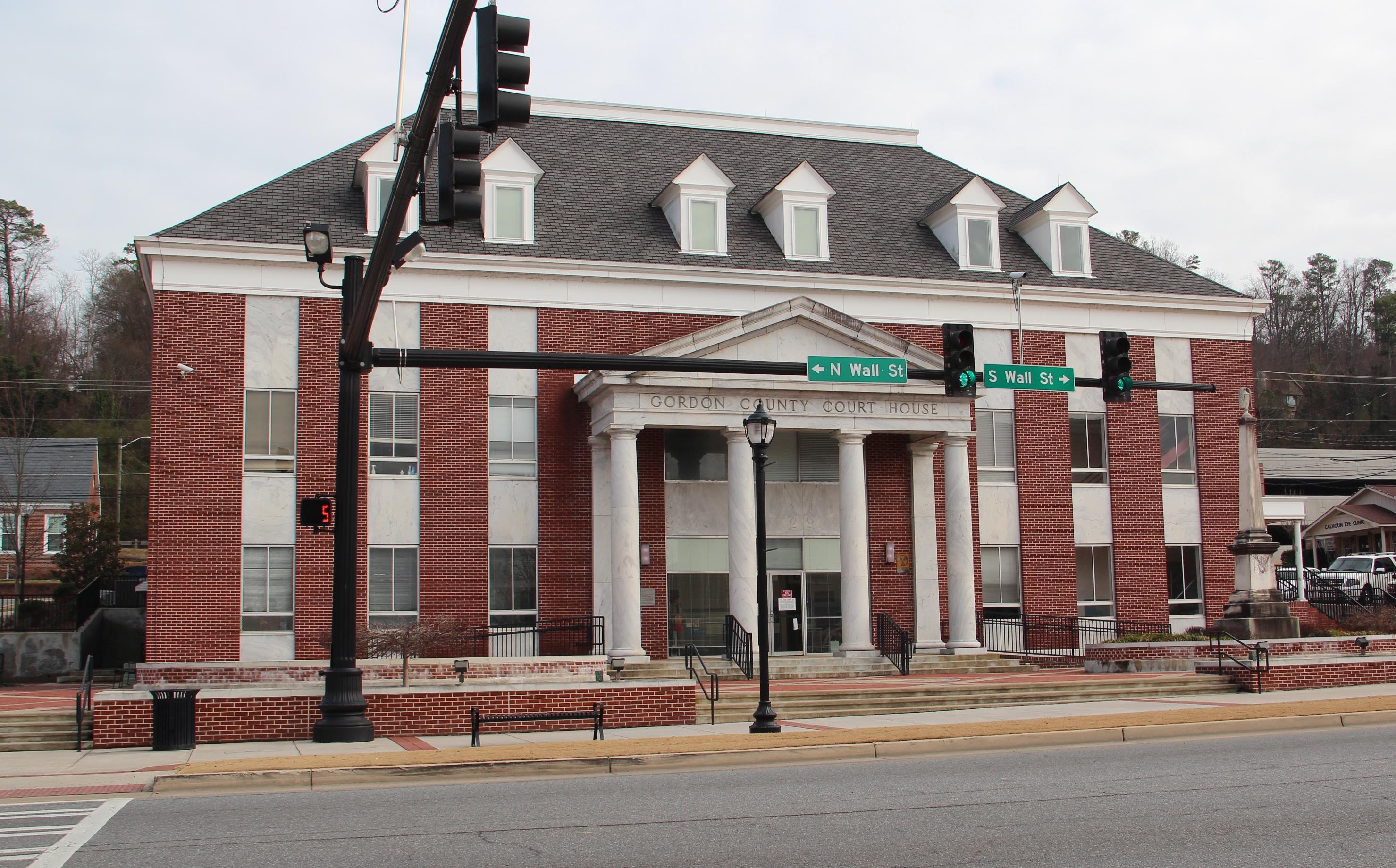 Gordon County Ga Building Inspector
