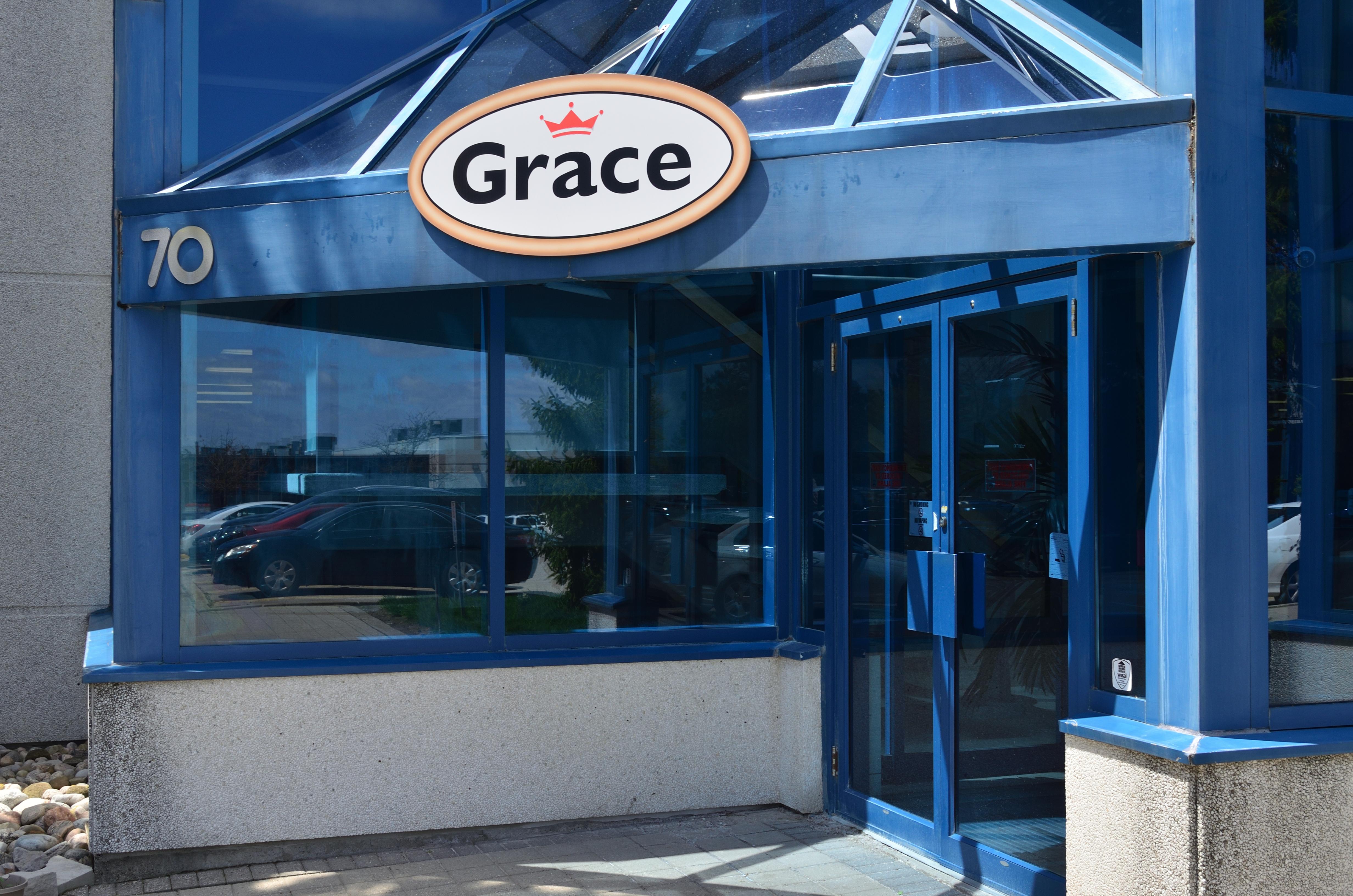 Grace (food company) - Wikipedia