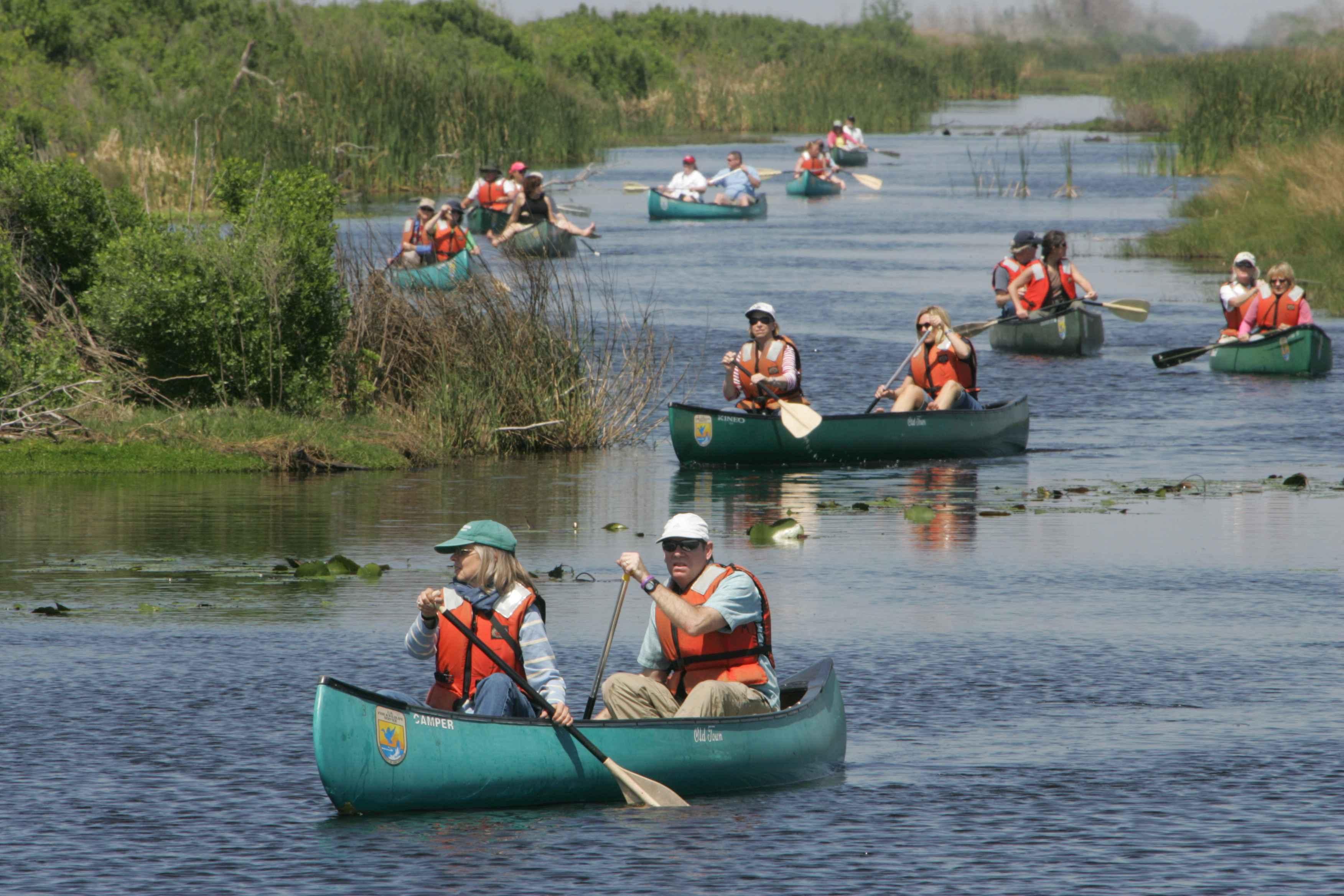 Touring The Everglades National Park
