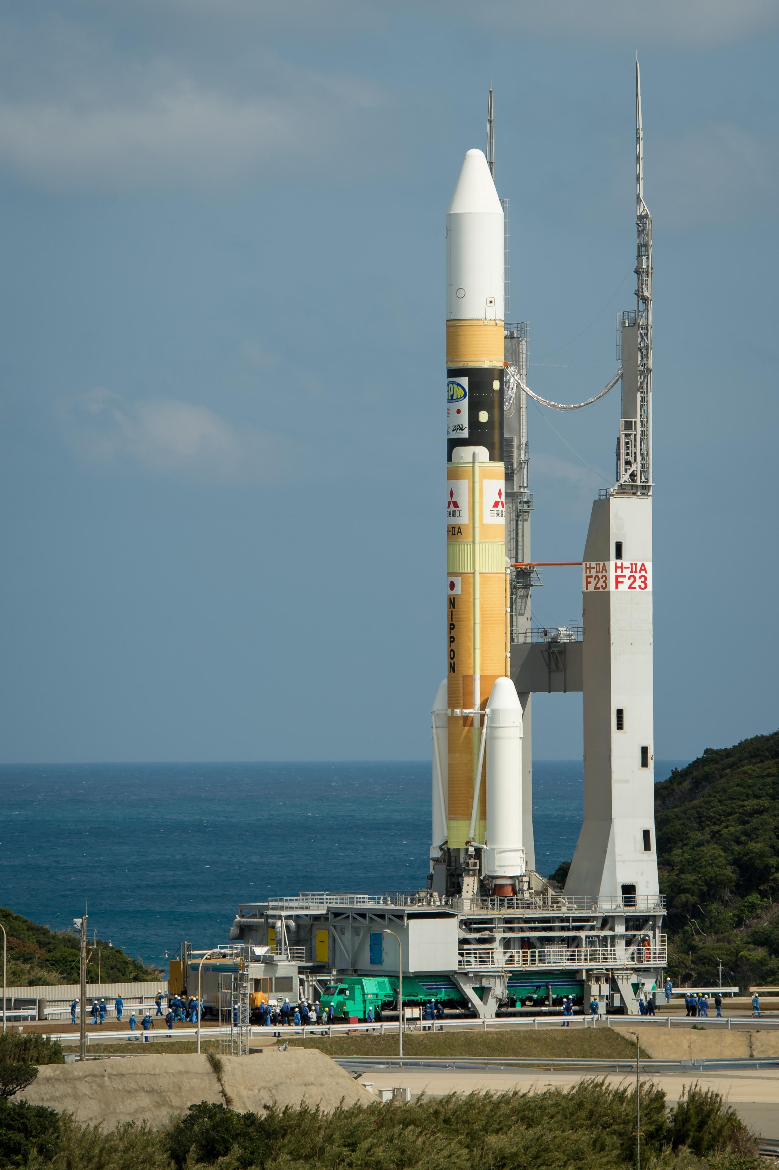 Japan aerospace exploration agency jaxa