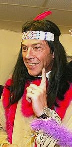 Politiker Jörg Haider, Fasching (=Karneval) Fe...