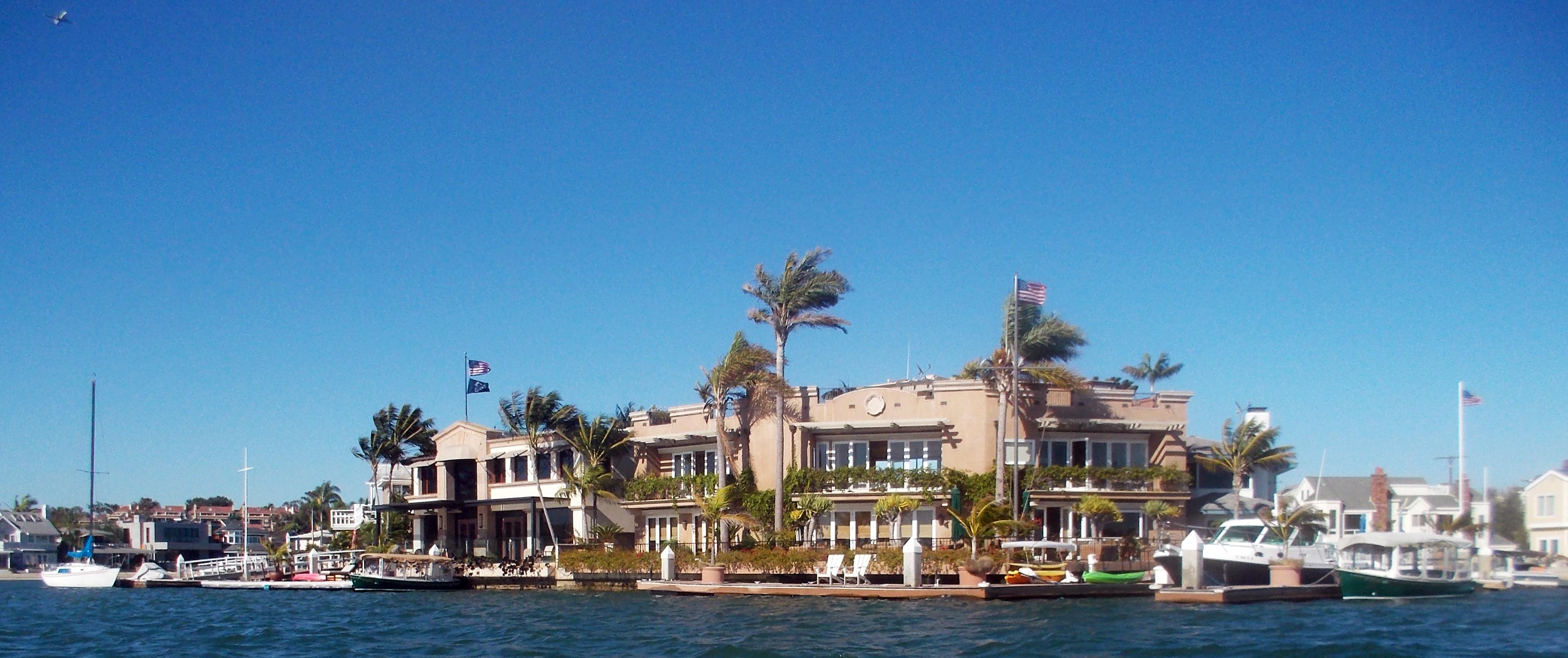 Newport Beach Location