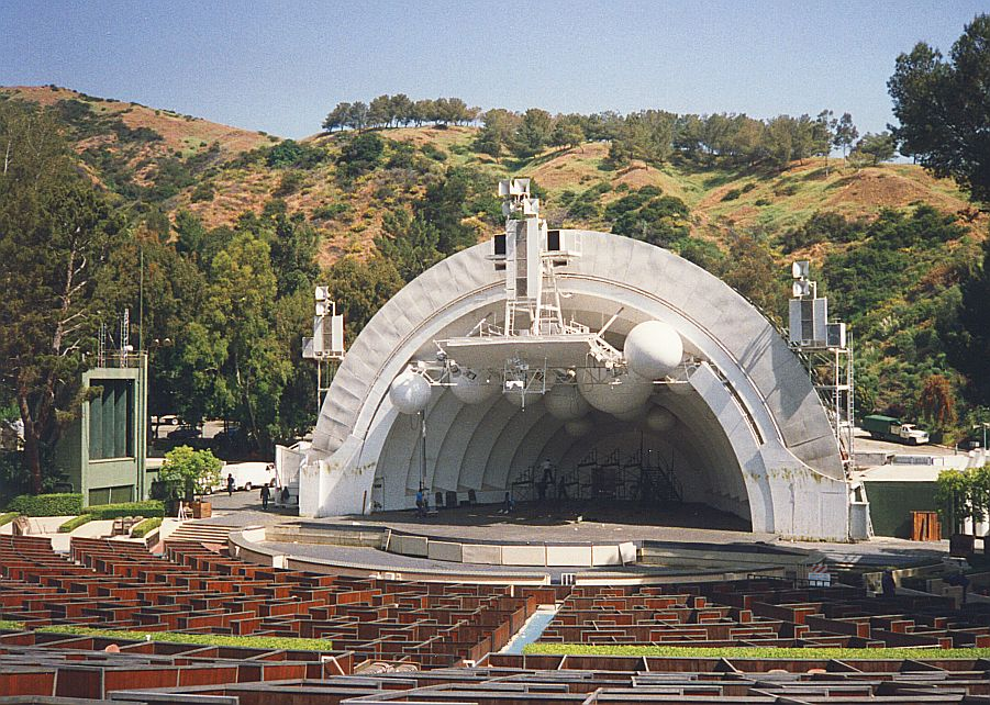 Showbiz world hollywood bowl picture gallery for Terrace 2 hollywood bowl