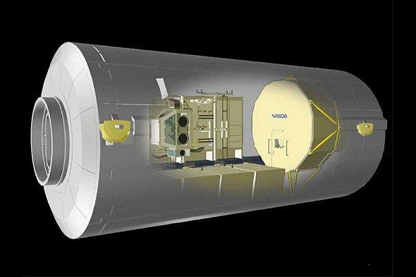 ISS Centrifuge Accomodations Module (Credit: NASA and Wikipedia)