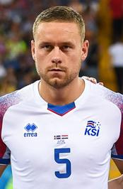 Sverrir Ingi Ingason Icelandic footballer