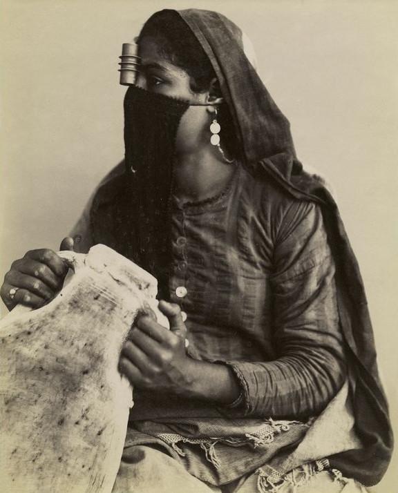 New Egyptian Lady Heritage Mask