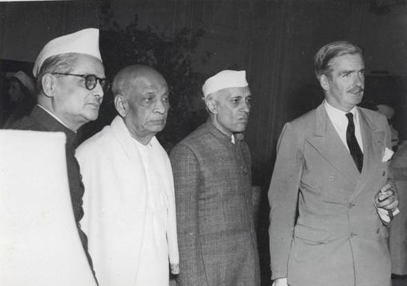 भारत और ब्रिटैन के नेता