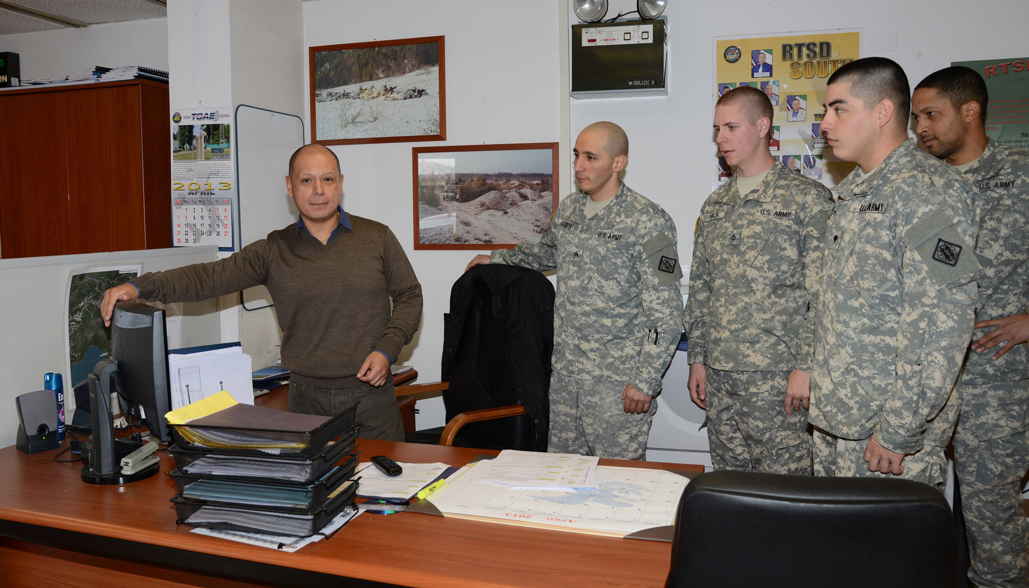 File Joseph Gallegos A Regional Training Support Division South