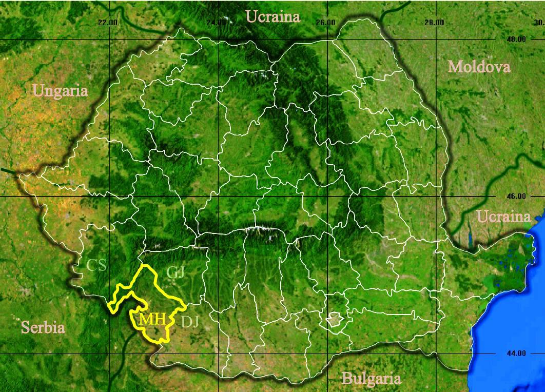 File Judetul Mehedinti 3d Map Jpg Wikidata