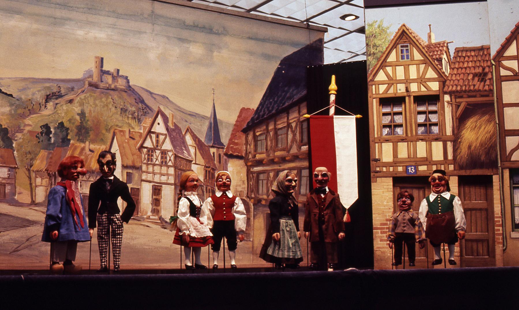 Hännesje Theater Köln