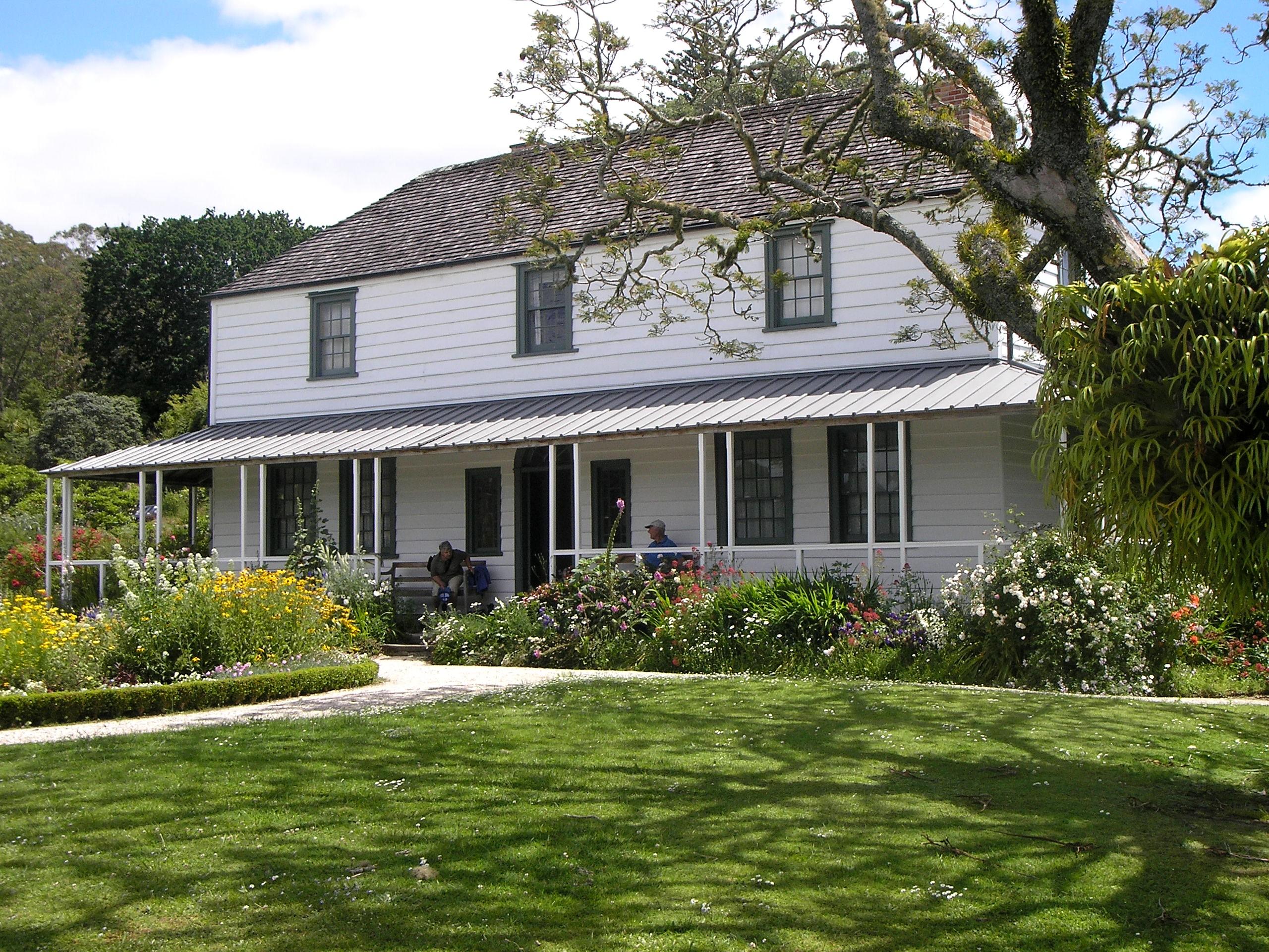 Auckland Villas General Symonds
