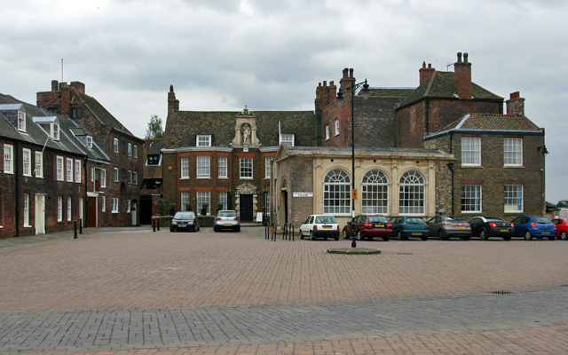 King's Staithe Square, King's Lynn - geograph.org.uk - 965706