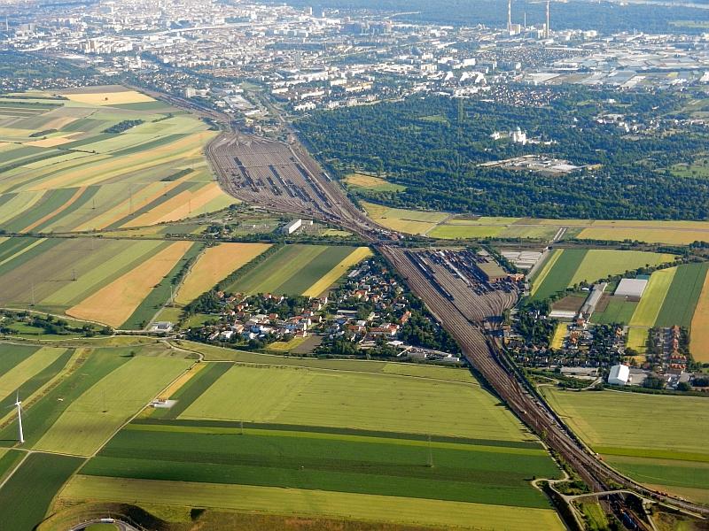 Zentralverschiebebahnhof Wien-Kledering – Wikipedia
