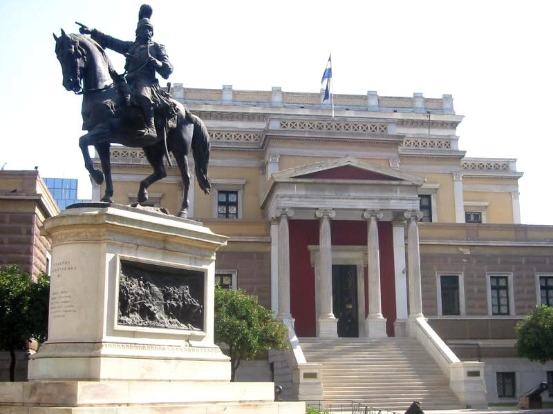 Αρχείο:Kolokotronis statue Athens.jpg