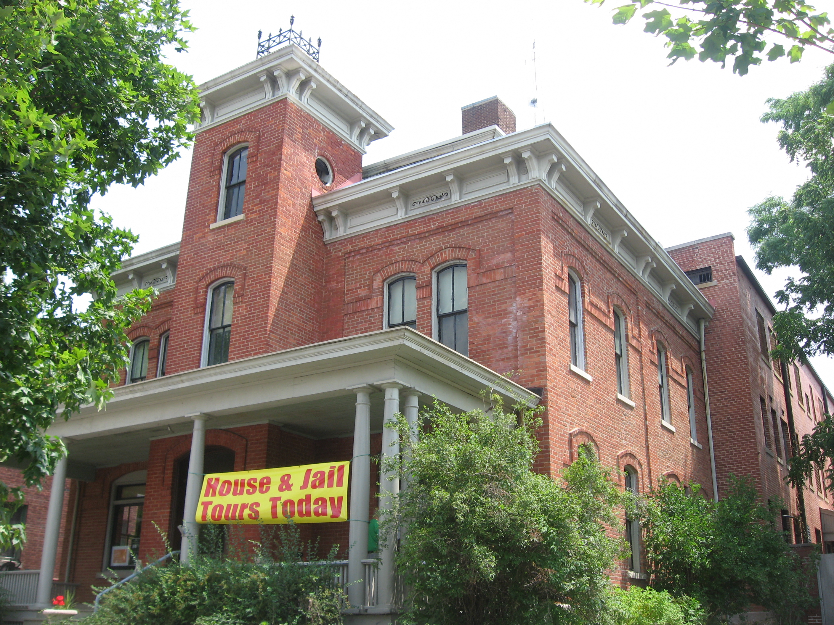 Lake County Sheriff's House and Jail - Wikipedia