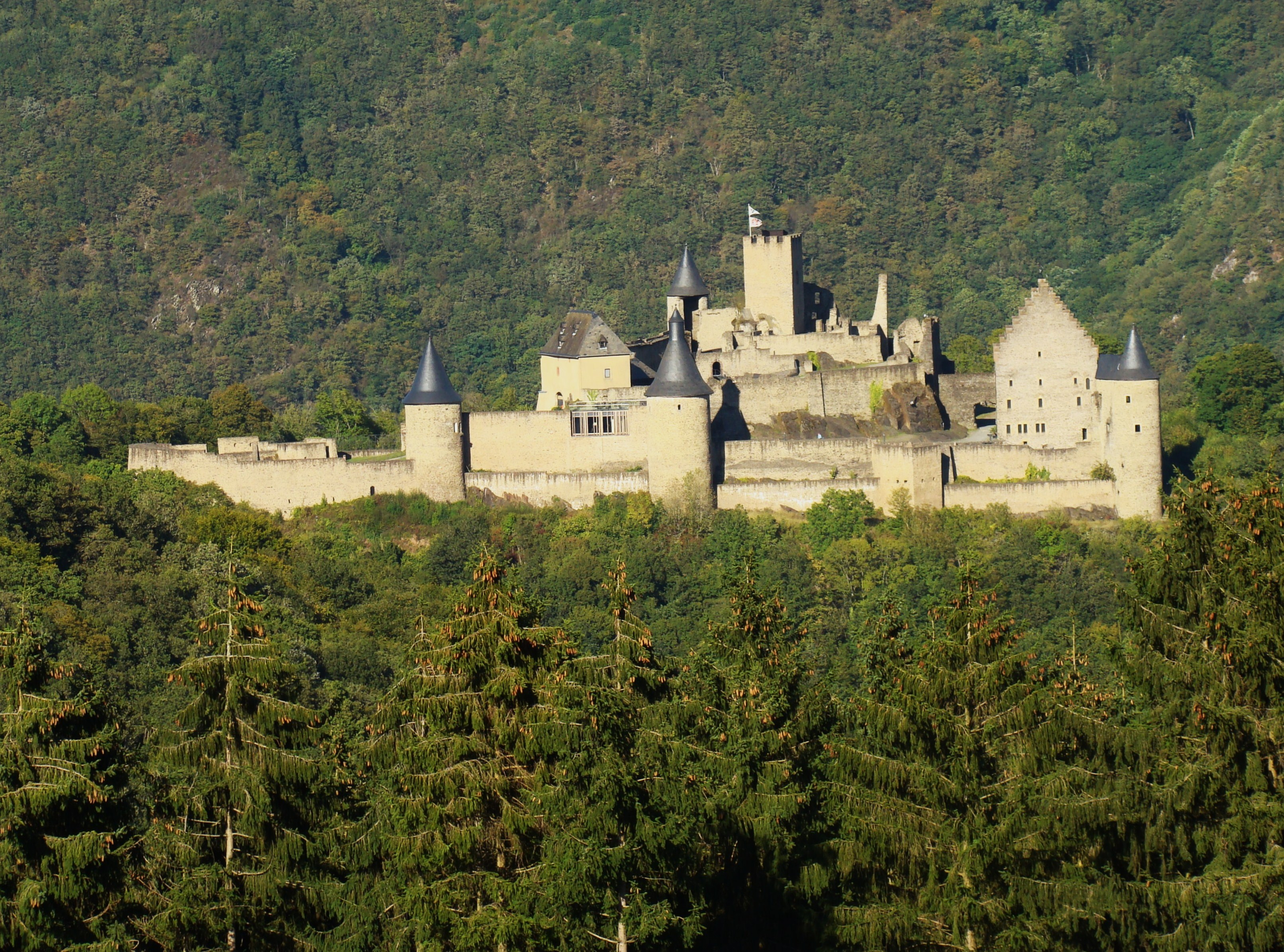 Château au Luxembourg