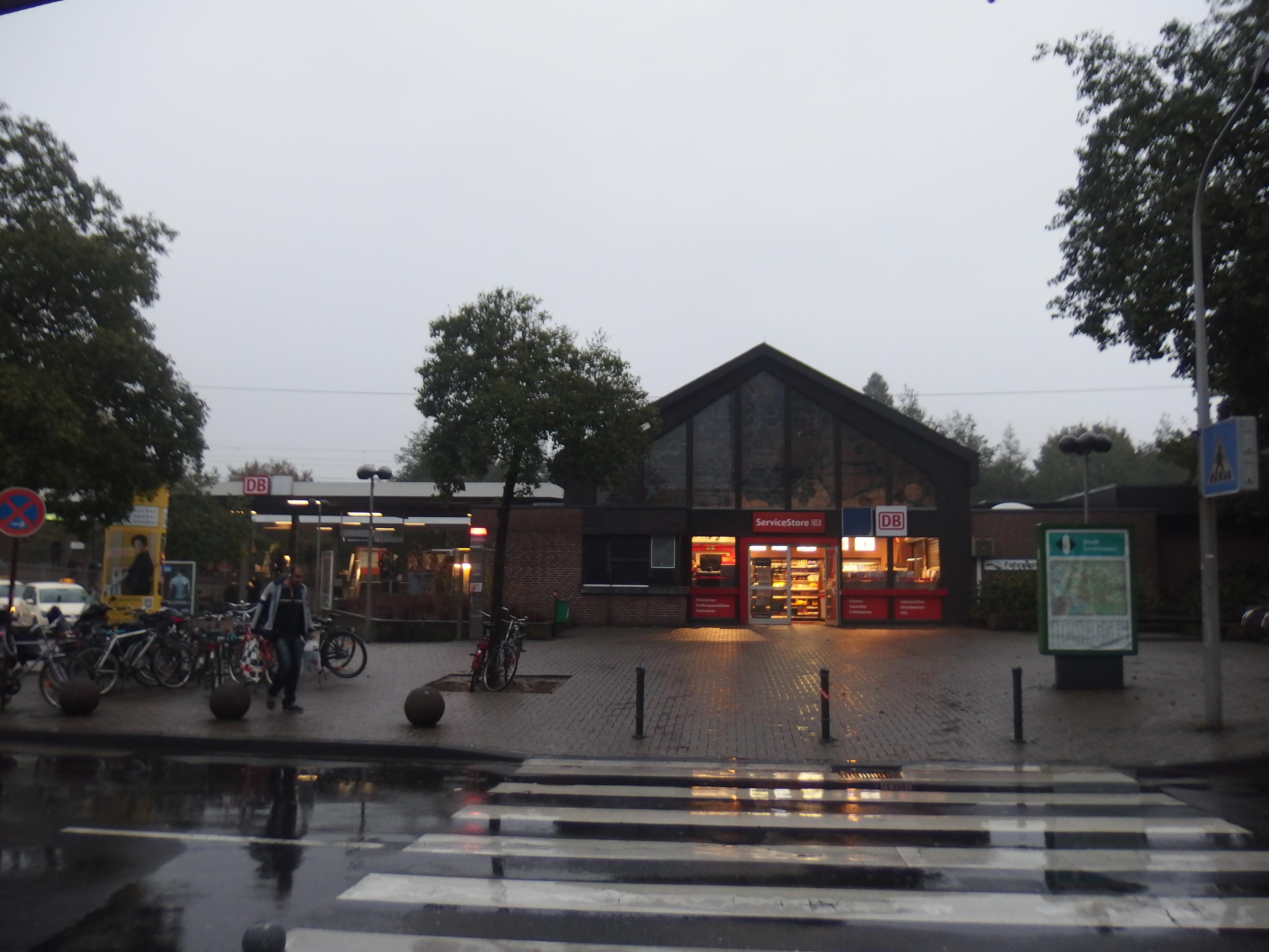 Leverkusen Bhf. Mitte