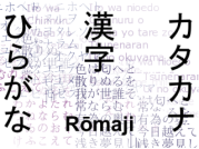 Image illustrative de l'article Rōmaji